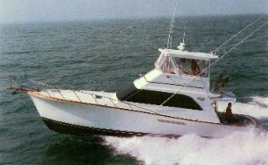 46' Custom Ocean, Charleston Offshore Fishing Vessel