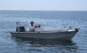 18' Hewes, Charleston Inshore Fishing Vessel