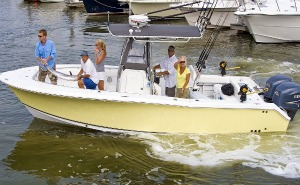 29' Sea Hunt, Charleston Inshore Fishing Vessel