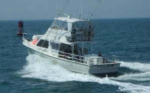 Charleston 20 Passenger Sportfisher