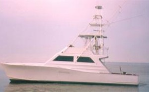 50' Custom Sportfish, Charleston Offshore Fishing Vessel