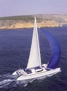 Lone Star Sailing Catamaran
