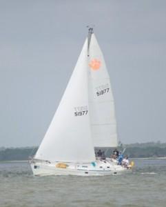38' Beneteau Sloop