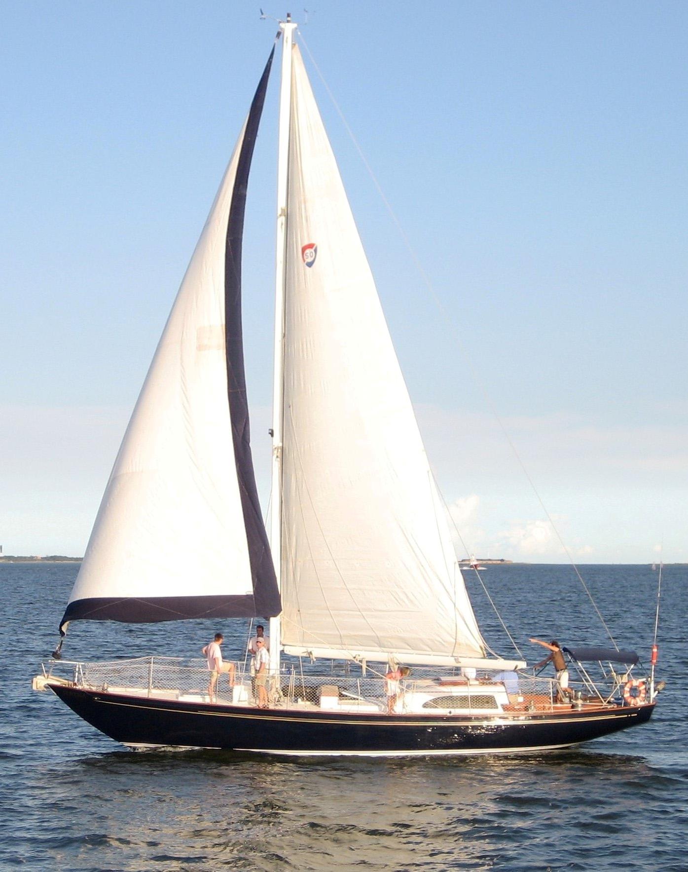 Charleston Sailboat Tours