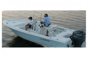 RO-21' Sailfish Bay Boat