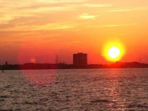 Charleston Sunset Sail