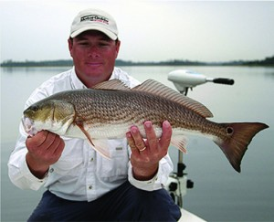 Charleston Harbor Tours Inshore Fishing